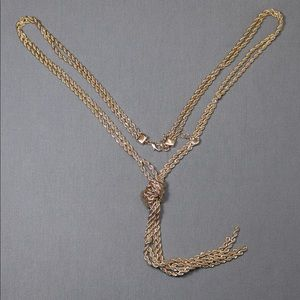 Costume jewelry necklace charter club